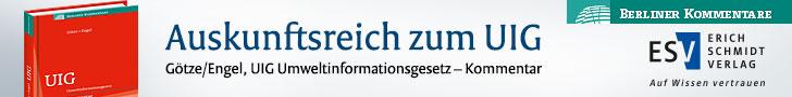 Götze/Engel: UIG Kommentar
