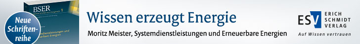 Wissen erzeugt Energie: Moritz Meister, Systemdienstleistungen und Erneuerbare Energien