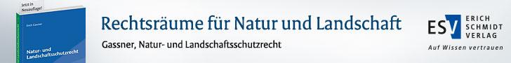 Gassner, Natur- und Landschaftsschutzrecht